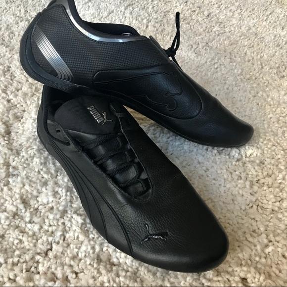 ad6196174b6 PUMA leather shoes men 10. M 5a4d20f83b160881c801d29c